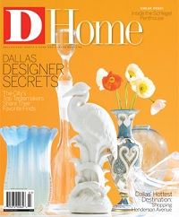Randy Aldriedge Featured in D Home Magazine